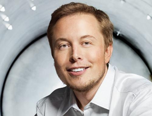 Elon Musk quiere llevar internet a Marte
